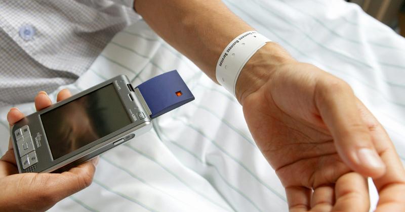 healthcare RFID