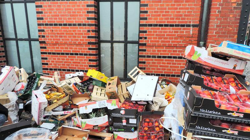 desperdicio supermercado
